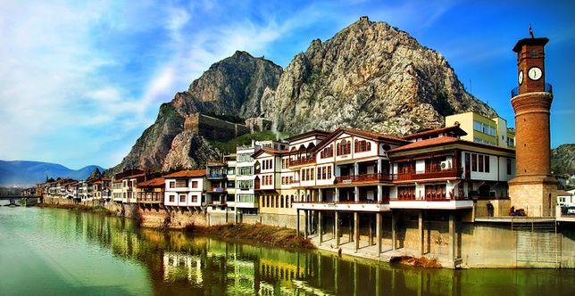 Amasya - perła północnej Turcji