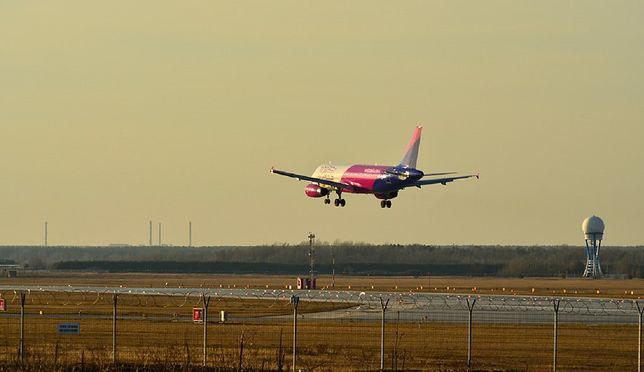 Wizz Air bliski zakazu lotów do Grecji. Nie sprawdzał kodów QR