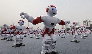 1069 tańczących na raz robotów? To może oznaczać tylko jedno - nowy rekord Guinessa!