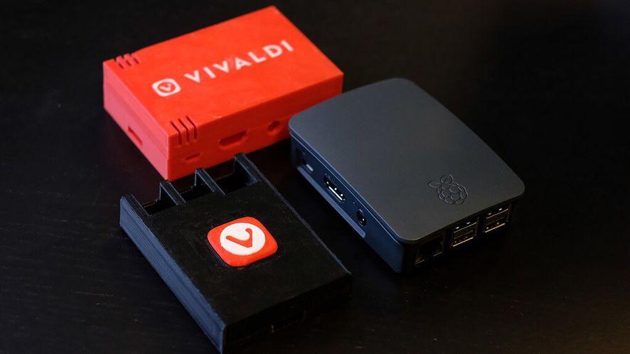 Vivaldi na Raspberry Pi i ARM-owe dystrybucje Linuksa dostępny