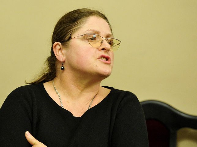 Krystyna Pawłowicz skrytykowała radnego PiS Dariusza Mateckiego