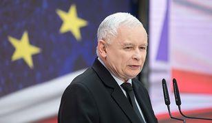Jarosław Kaczyński i Mateusz Morawiecki pojawili się w Kadzidle na Mazowszu
