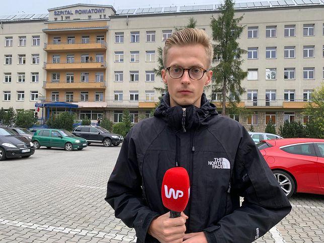 Tragedia w Tatrach. Nasz reporter jest na miejscu