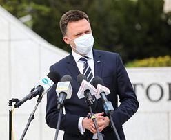 Szymon Hołownia zaskakuje. Zdradził, co zrobi jeśli wygra wybory prezydenckie