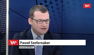 Paweł Szefernaker o NBP: dla mnie takie zarobki nie są normalne