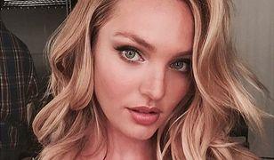 Aniołek Victoria's Secret kusi na Instagramie. Nie pierwszy raz wrzuca tak odważne zdjęcie
