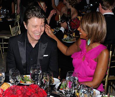 Iman i David Bowie tworzyli dobraną parę
