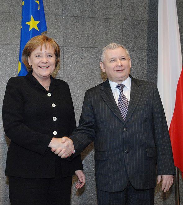 Merkel przyjedzie spotkać się z Szydło i Kaczyńskim