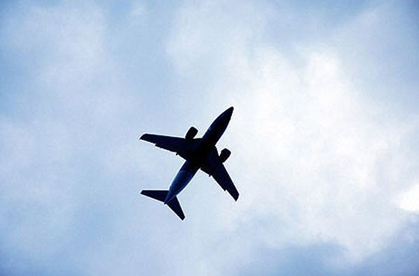Incydent w powietrzu. Samolot leciał do Poznania