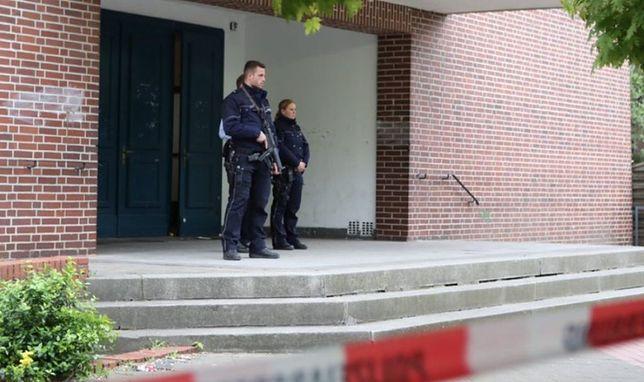 Masowa panika w niemieckim kościele. Są ranni