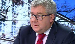 Ryszard Czarnecki: sądzę, że rząd zgłosi kandydaturę Jacka Saryusza-Wolskiego