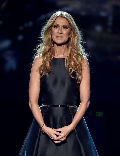 Celine Dion na gali American Music Awards