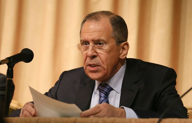 Szef rosyjskiego MSZ: odpowiemy na aresztowanie naszego mienia w Europie
