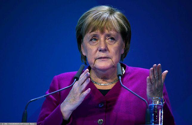 Angela Merkel jest obwiniana o porażkę chadeków