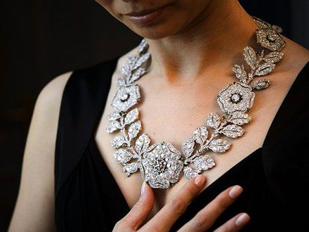 Diamenty: delikatny przedmiot pożądania