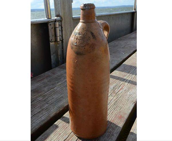 Znaleziona butelka