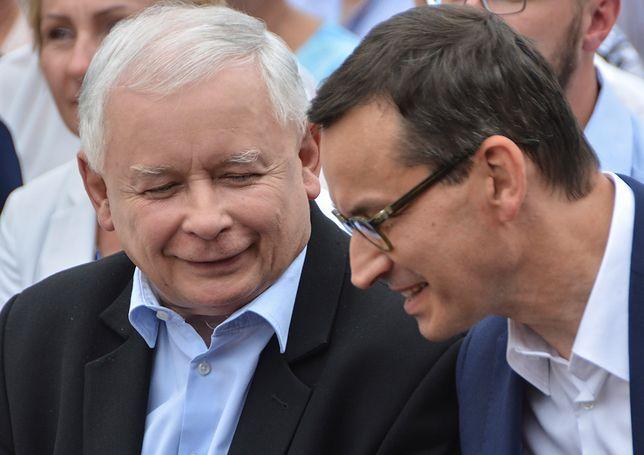 Wybory parlamentarne 2019 nie powinny przynieść zmiany w fotelu premiera. Jarosław Kaczyński zadeklarował, że nie chce zastępować Mateusza Morawieckiego