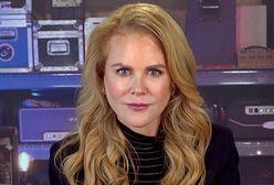 Nicole Kidman pochwaliła się zdjęciem z planu. Jest nie do poznania!