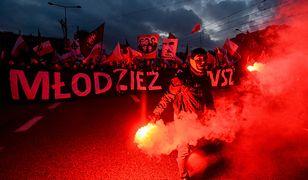 Marsz Niepodległości 11 listopada