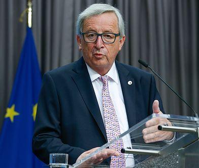 Przewodniczący KE Jean Claude Juncker pochwalił grupę V4 za przyłączenie się do walki z nielegalną imigracją