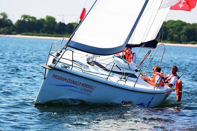 Program Edukacji Morskiej w Gdańsku obiera kurs na Mediolan