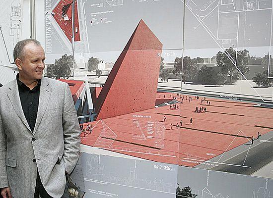 """Na to muzeum czekała cała Polska - """"wybuchowy"""" projekt"""