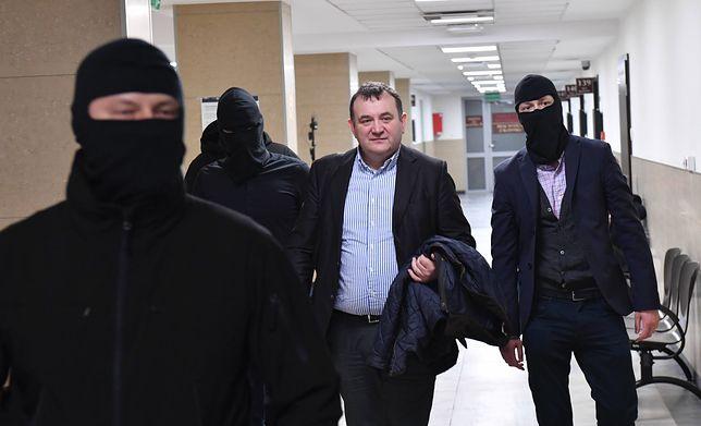 Od połowy kwietnia Stanisław Gawłowski przebywa w areszcie