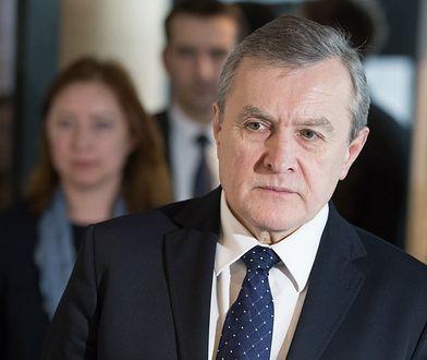 Piotr Gliński nie odpuszcza sprawy Europejskiego Centrum Solidarności w Gdańsku