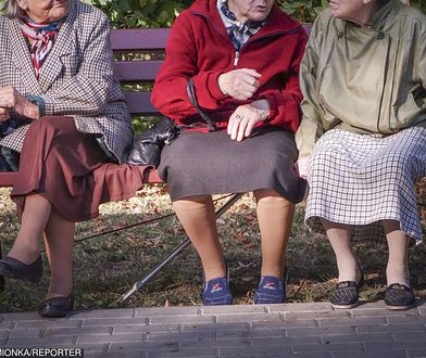 Takich przypadków groszowych emerytur jest w Polsce znacznie więcej.
