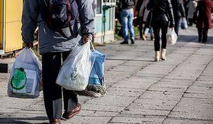 Polska za ograniczeniem stosowania foliowych toreb na zakupy