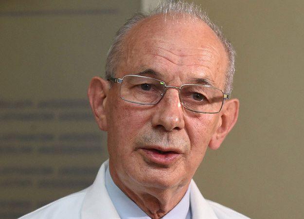 Dr Janusz Malinowski został przywrócony na stanowisko ordynatora oddziału ginekologiczno-położniczego we wrocławskim szpitalu