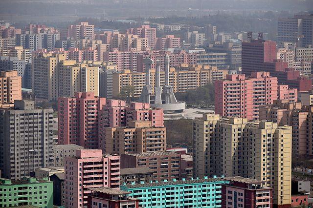 Tego reżim nie pokazuje. Prawdziwe zdjęcia Korei Północnej