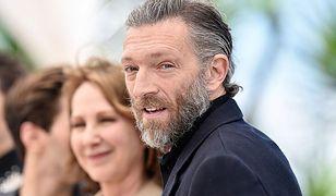 Vincent Cassel na Festiwalu Filmowym w Cannes