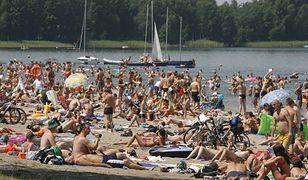 Pogoria III to ulubione miejsce letniego wypoczynku mieszkańców Dąbrowy Górniczej