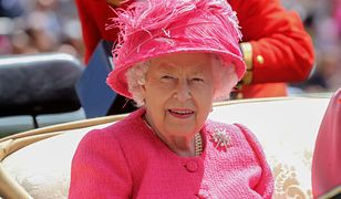 Elżbieta II uwielbia kapelusze i kolorowe garsonki