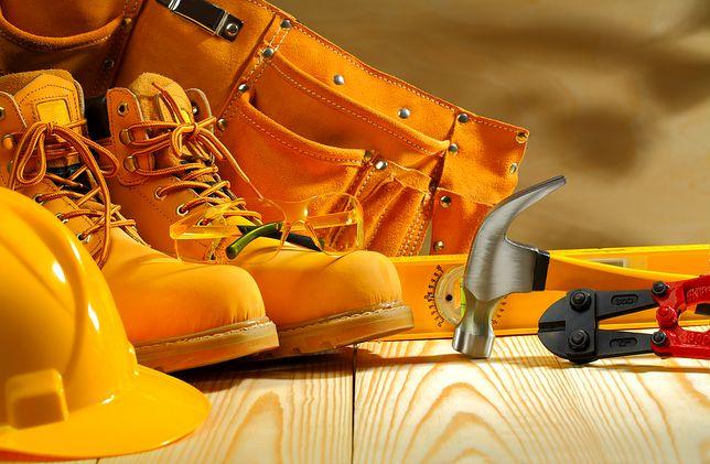 Dobrej jakości buty robocze ochronią stopę przed wszystkim