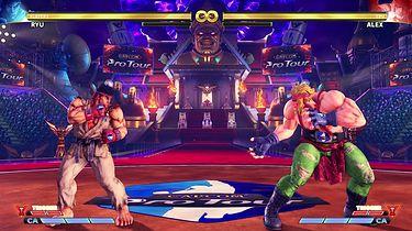 Rozchodniaczek: No znów bijatyka, znów bijatyka - Street Fighter V