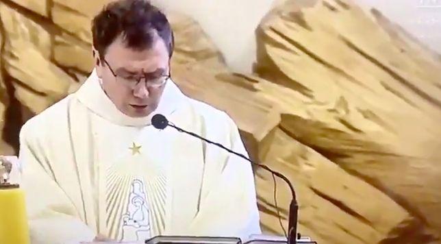 Gorzów Wielkopolski. Ks. Piotr Krysztofiak nie będzie już mógł wypowiadać się publicznie