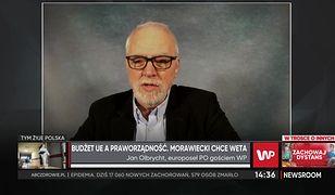 Weto Polski i Węgier. Europoseł PO przeczytał list premierów. Wskazuje na zręczny dobór słów
