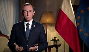 Tomasz Grodzki wygłosił orędzie. Marszałek Senatu o działaniach rządu ws. budżetu UE