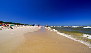 Sinice nad Bałtykiem – 22 lipiec 2019. Sprawdź, które plaże są zamknięte, nim zdecydujesz się wyjechać nad morze