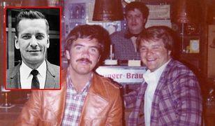 Phil Kitzer (w prostokącie) fot. Minneapolis Star Tribune, agenci FBI Jim Wedick i Jack Brennan