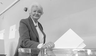 Krystyna Łybacka zmarła w wieku 74 lat
