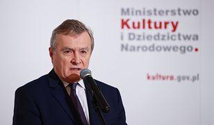 Piotr Gliński zainaugurował działalność Instytutu Dziedzictwa Myśli Narodowej