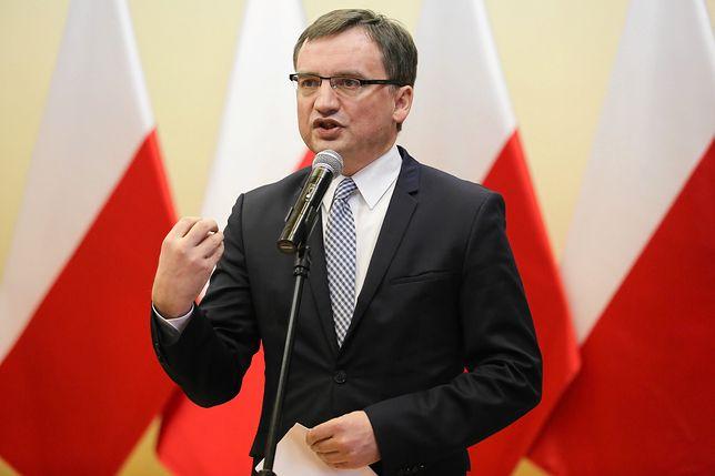 Zbigniew Ziobro zapowiedział kolejną reformę sądownictwa.