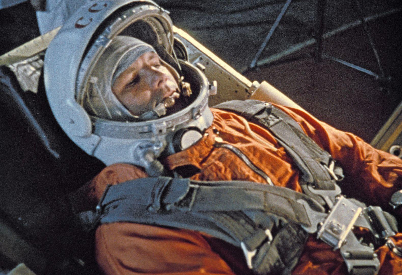 60 lat temu Jurij Gagarin został świętym