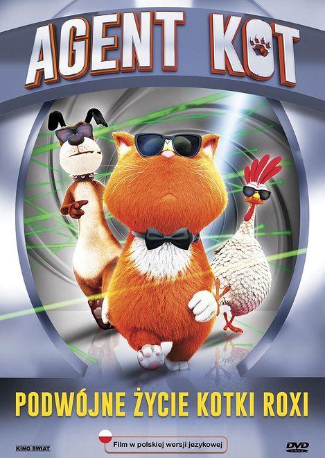 """""""Agent Kot"""" jest do kupienia w formie DVD"""
