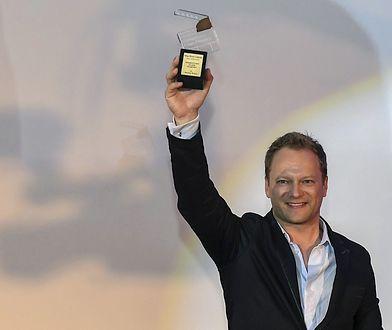 Maciej Stuhr z Diamentowym Klapsem Filmowym
