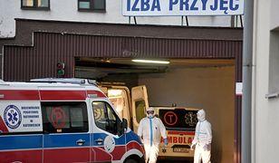 Ciało 33-letniej kobiety przed szpitalem w Bogatyni. Wiadomo, kiedy sekcja