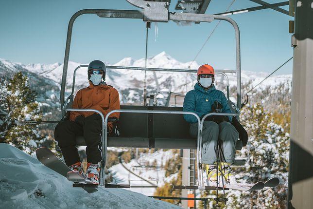 Austria otworzyła wyciągi narciarskie już w styczniu